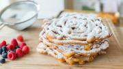 Homemade Funnel Cakes Recipe Carnival Food 1015498 By Fifteenspatulas