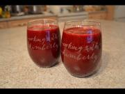 How To Make Beet Pear And Pomegranate Juice 1015001 By Cookingwithkimberly