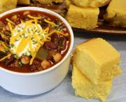 Spicy Vegetable Chili Full Of Flavor 1019732 By Divascancook