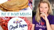 Ghost Pepper Popcornput It In My Mouth 1015544 By Hilahcooking
