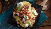 Khakra Nachos Recipe How To Make Khakra Nachos 1019716 By Beingindiansawesomesauce