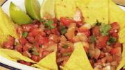 Strawberry And Tomato Salsa Recipe 1005848 By Videojug