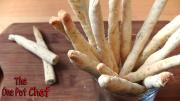 Home Made Bread Sticks One Pot Chef