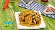 Chilli Potatoes 1006980 By Tarladalal