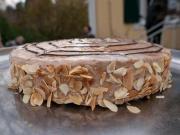 Crisp Almond Torte