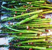 Nutty Asparagus