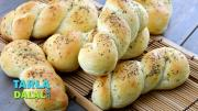 Dinner Rolls Eggless Rolls With Yeast 1018310 By Tarladalal