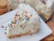 No Bake Cake Batter Cheesecake Recipe
