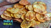Peri Peri Potato Chips 1018972 By Tarladalal