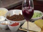 Spicy Tacos With Riunite Lambrusco Shandy