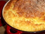 Garlic Spoonbread