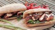 Cajun Chicken Burger 1005866 By Videojug