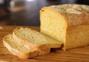 Entire Cornmeal Bread