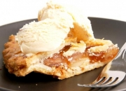 Deep Dish Pear Pie