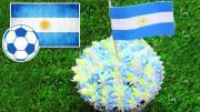 Argentine Cupcake