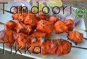 Tadoori Chicken Tikka