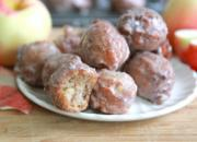 Apple Fritter Doughnut 1