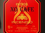 Patron Xo Cafe Incendio Dark Cocoa