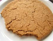 Giant Oatmeal Spice Cookie