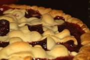 Microwave Cherry Pie