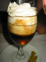 Minted Irish Coffee