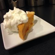 Microwave Pumpkin Chiffon Pie