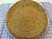 Vanilla Wafers Pie Crust