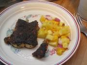 Blackened Mahi Mahi With Pineapple Mango Chutney 1015439 By Rootboyslim