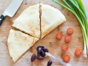 Greek Style Quesadilla Recipe