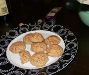 Egg Yolk Free Hazelnut Cookies