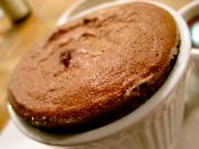 Sweet Chocolate Souffle