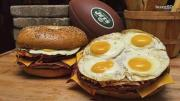 Ny Jets Unveil New Food Monstrosities Including 50 Giant Bagel