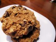 Oatmeal Nut Chocolate Chip Cookies