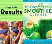 Green Smoothhie Cleanse Results