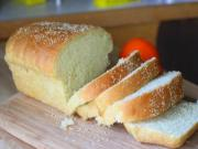 Homemade Semolina Bread