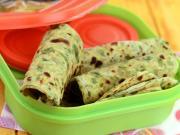 Paushtic Paratha Healthy Recipe For Kids By Tarla Dalal