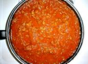 Double Meat Tomato Sauce