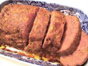 Herbed Meat Loaf