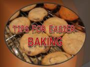 Easier Baking
