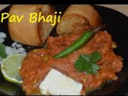 Authentic Bombay Pav Bhaji Indian Popular Street Food Recipe Simplified 1014877 By Chawlaskitchen