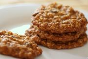 Chocolate Honey Oatmeal Cookies