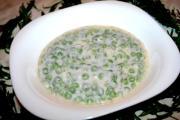 Microwave Creamed Peas