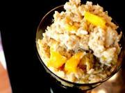 Mango Coconut Baked Oatmeal