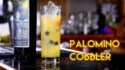 Palomino Cobbler Fino Sangria 1017098 By Commonmancocktails