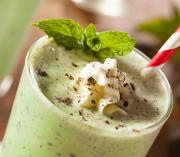Slim Down Shamrock Shake