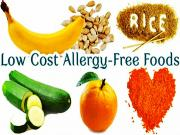 Low Cost Allergy Free Foods