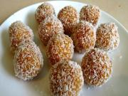 2 Ingredient Apricot Balls