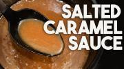 Salted Caramel Sauce 1019154 By Kravingsblog