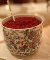 Cranberry Chutney With Cider Vinegar