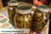 Canning Lemon And Garlic Green Beans And Mushrooms With Lindas Pantry 1018639 By Lindaspantry